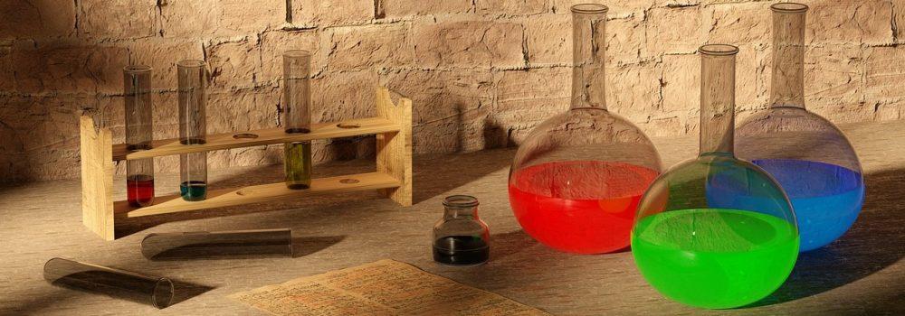 Amateur chemistry!