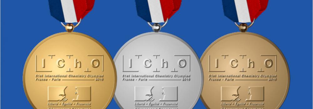 Χάλκινο μετάλλιο για την Ελλάδα στην 51η Διεθνή Ολυμπιάδα Χημείας 2019